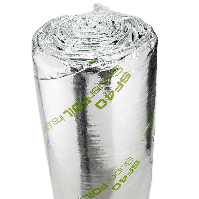 Superfoil SF40 Roll