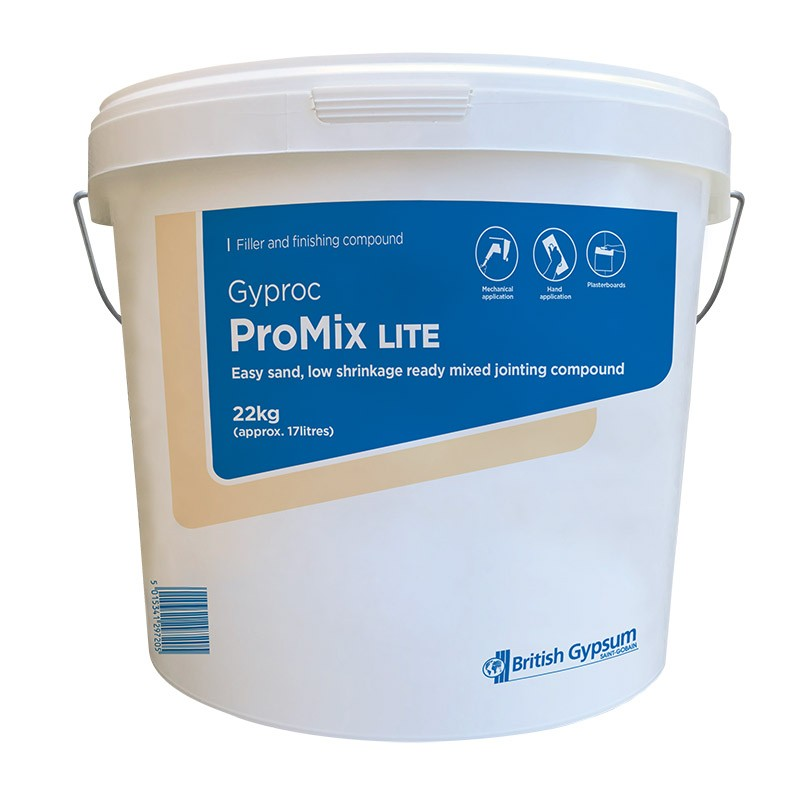 British Gypsum Promix Lite Joint Cement