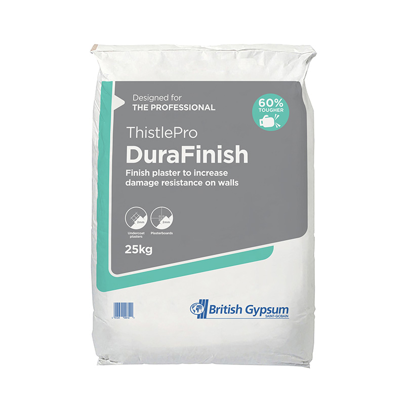 British Gypsum Thistlepro Dura Finish