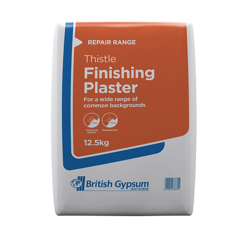 British Gypsum Thistle Finishing Plaster