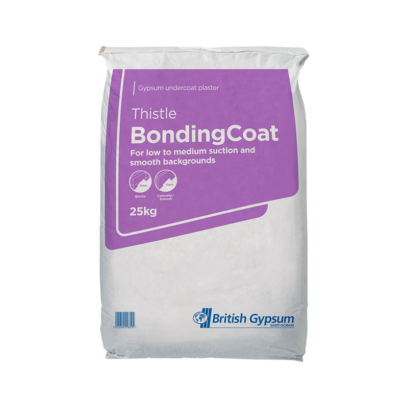 British Gypsum Thistle Bonding Coat