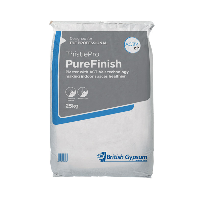 British Gypsum Thistlepro Pure Finish