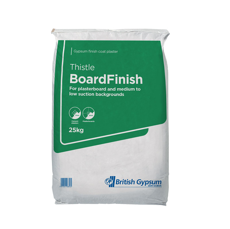 British Gypsum Thistle Boardfinish