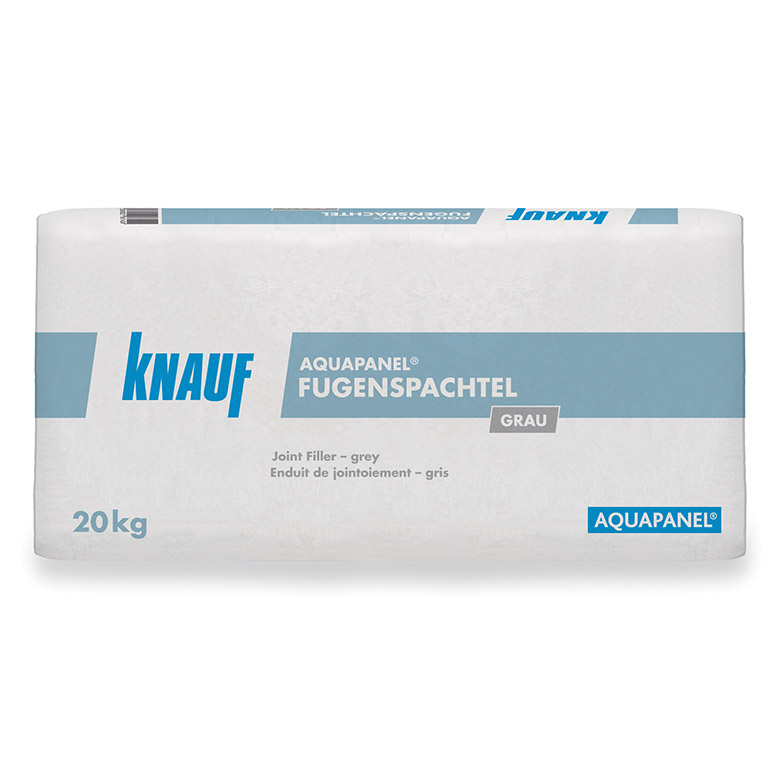 Knauf Aquapanel Joint Filler Grey