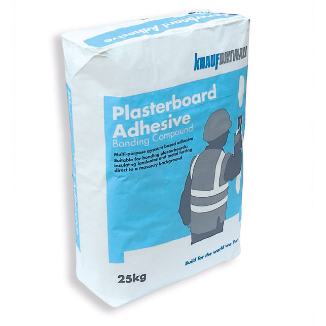 Knauf Plasterboard Adhesive Bonding Compound