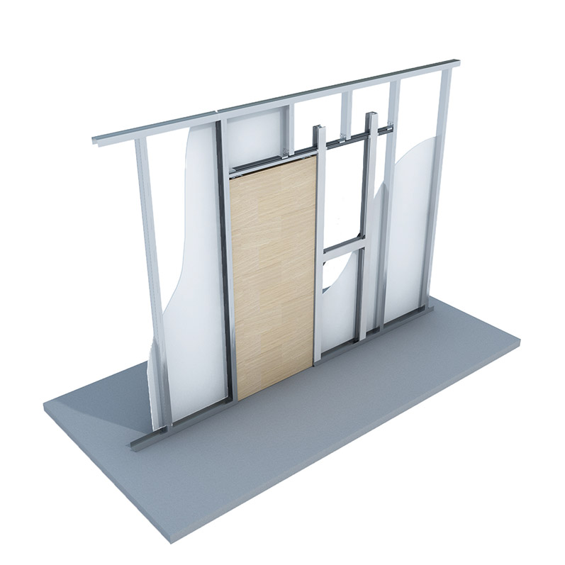 Knauf Sliding Door Kit