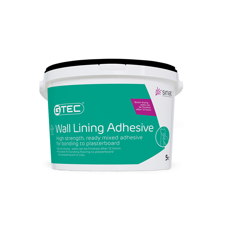 Siniat GTEC Wall Lining Adhesive