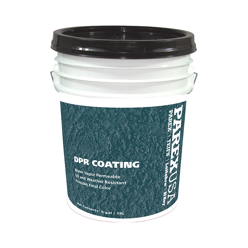 Parex DPR Coating