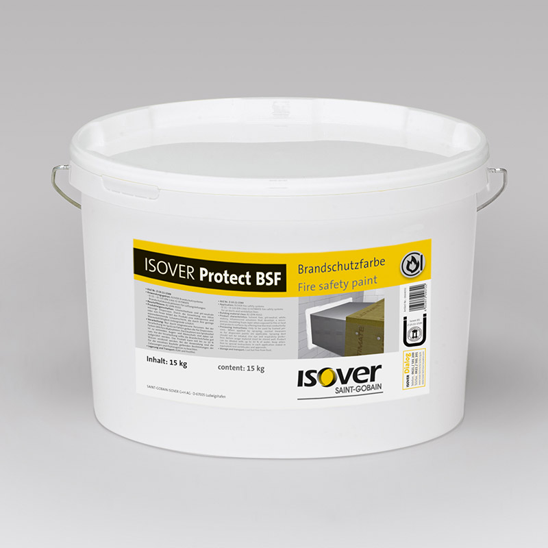 Isover Protect BSF Intumescent Paint Tub