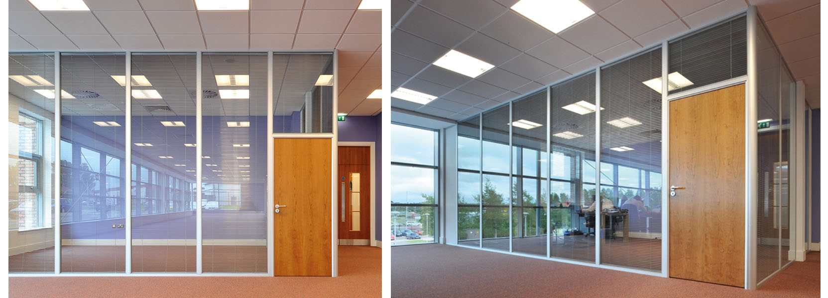 Longline 50 Partitioning System