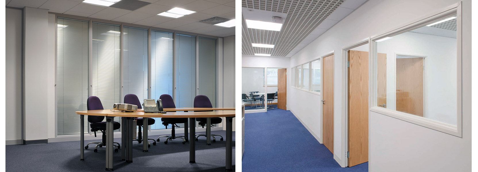 Longline 75 Partitioning System