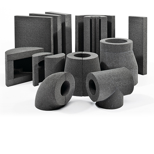 Group of flexible foam insulation products