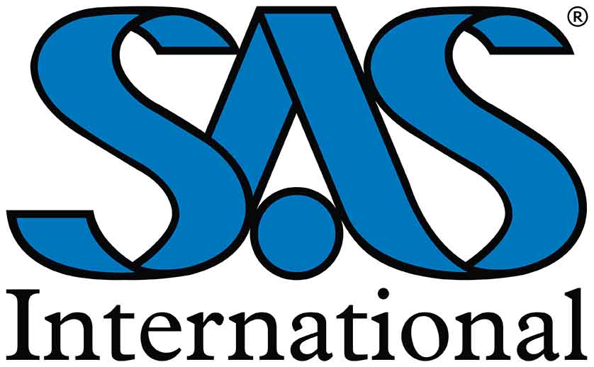 SAS International Logo