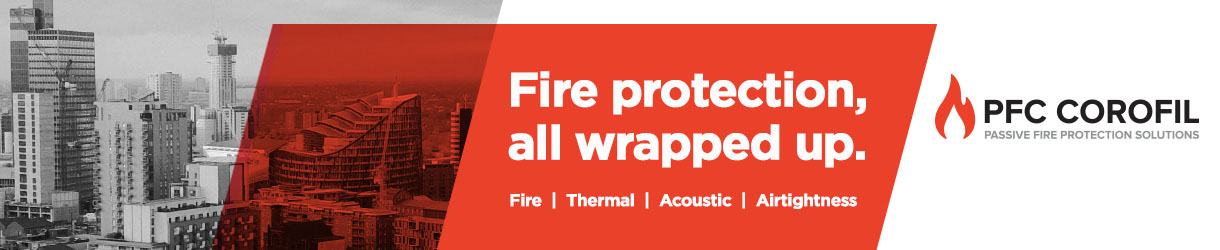 Passive Fire Protection solutions from PFC Corofil