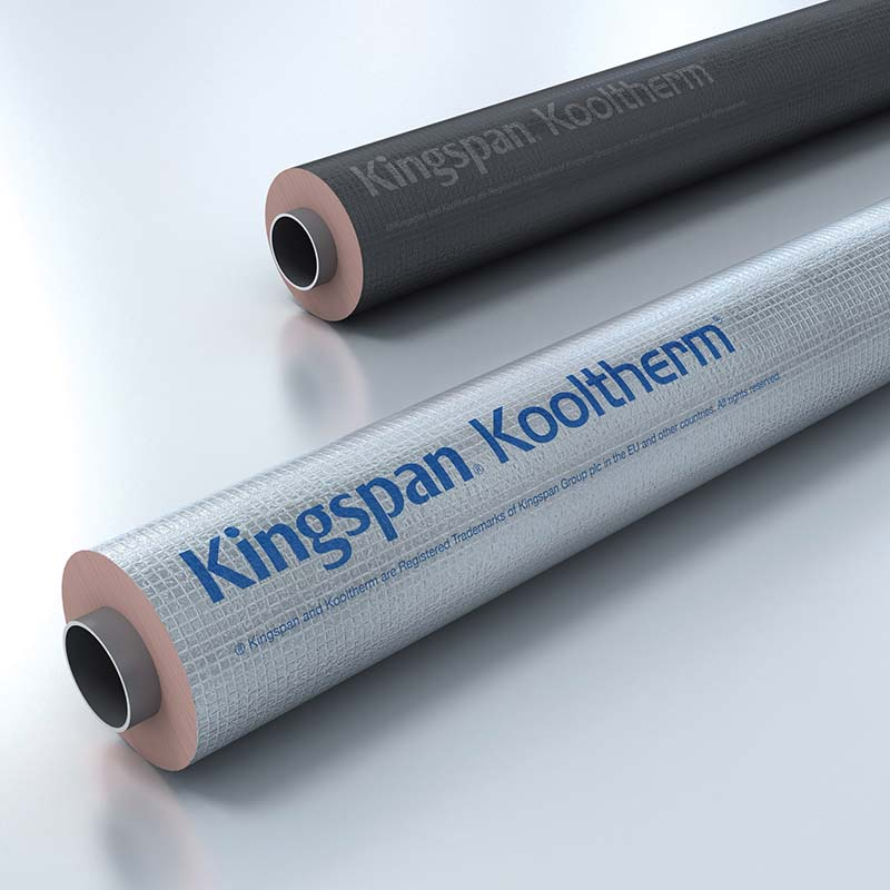 Kingspan Kooltherm Pipe Sections