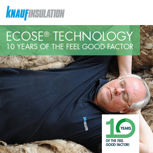 Knauf Insulation's ECOSE Campaign Advert