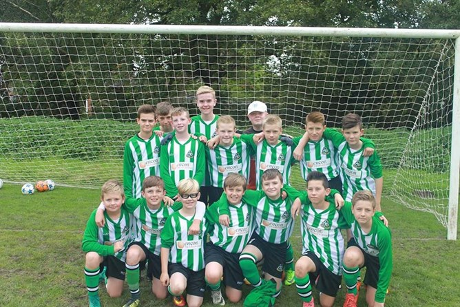 Tingley Athletic Football Club Under 14s