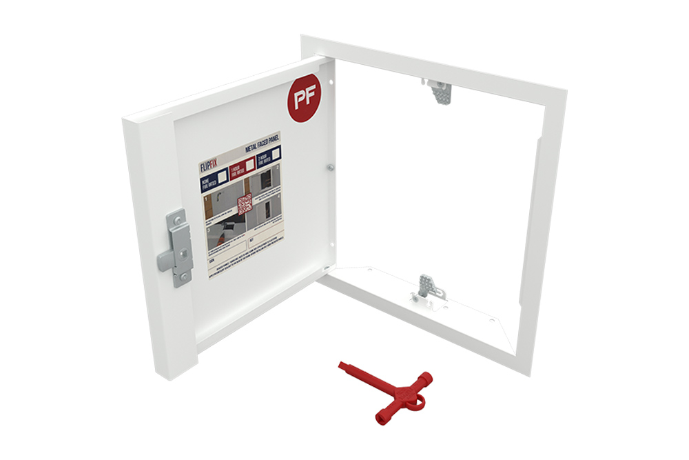 Exitile FF 060 MD PF FL Access Panel With Flipfix Frame