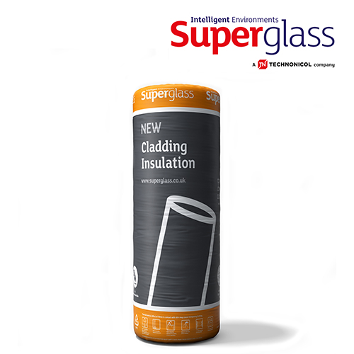 Superglass Cladding Mat 40 in New Packaging