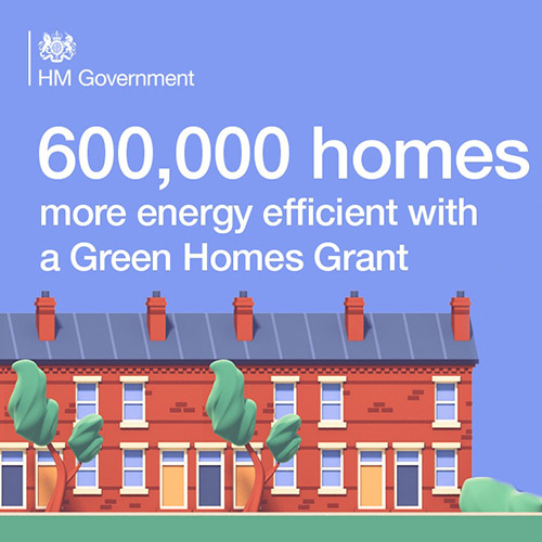 600,000 More Homes Are Energy Efficient Due To The Green Homes Grant Scheme